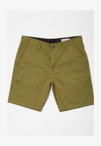 Volcom - FRICKIN  - Shorts - old_mill - 4