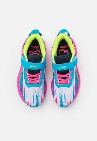ASICS - PRE-NOOSA TRI 13 UNISEX - Scarpe running da competizione - digital aqua/hot pink - 3