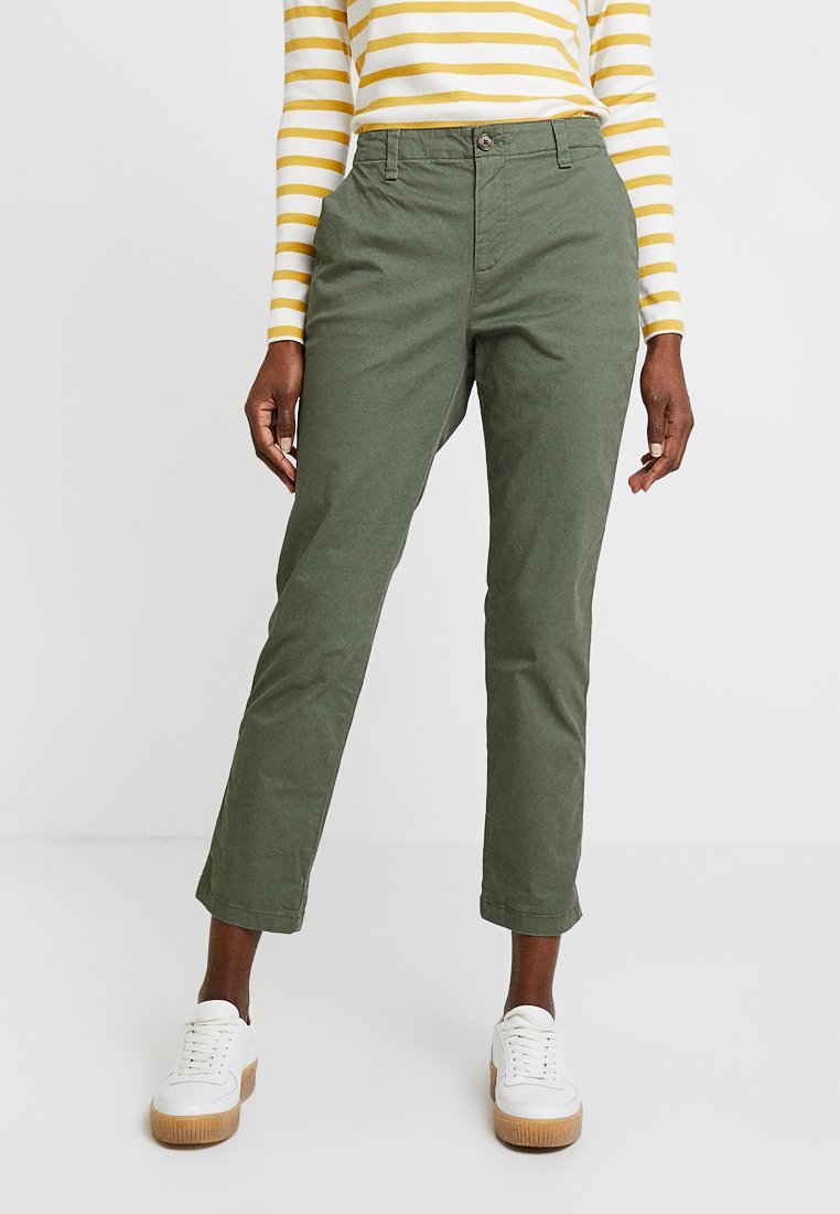 GAP - GIRLFRIEND - Pantalones chinos - greenway