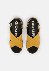 Gioseppo - Platform sandals - amarillo - 4
