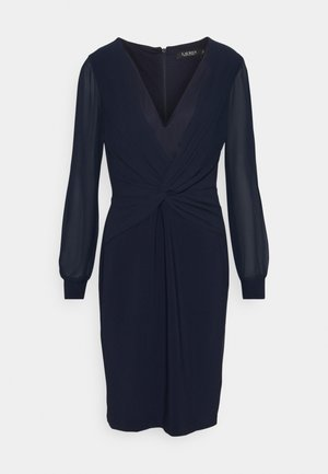 BONDED DRESS COMBO - Cocktailklänning - lighthouse navy