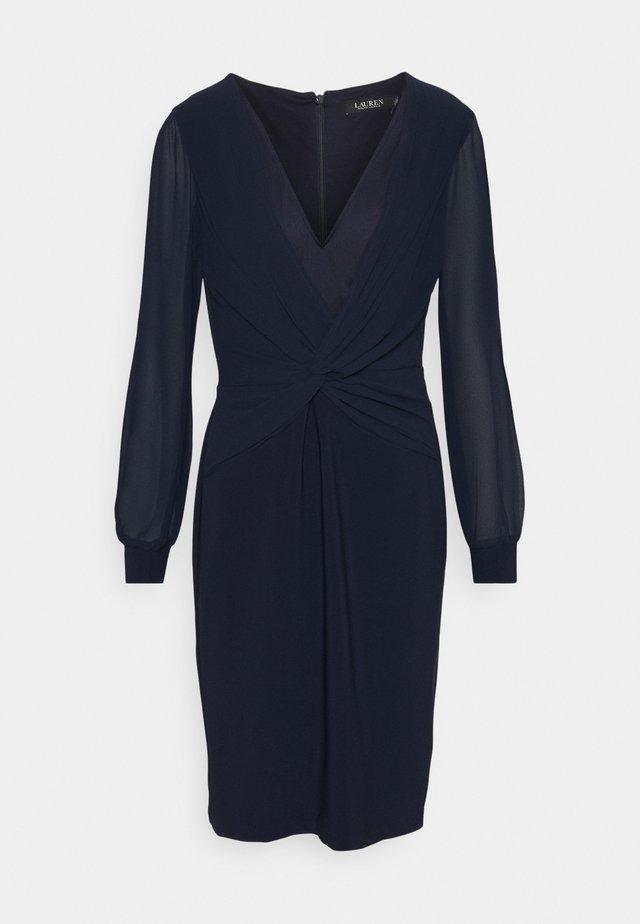 BONDED DRESS COMBO - Koktejlové šaty/ šaty na párty - lighthouse navy