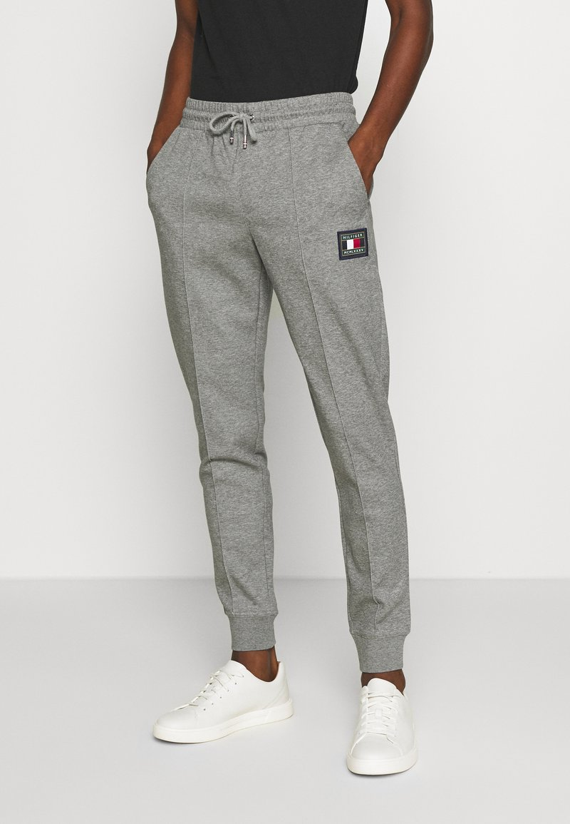 Tommy Hilfiger - ICON - Tracksuit bottoms - grey