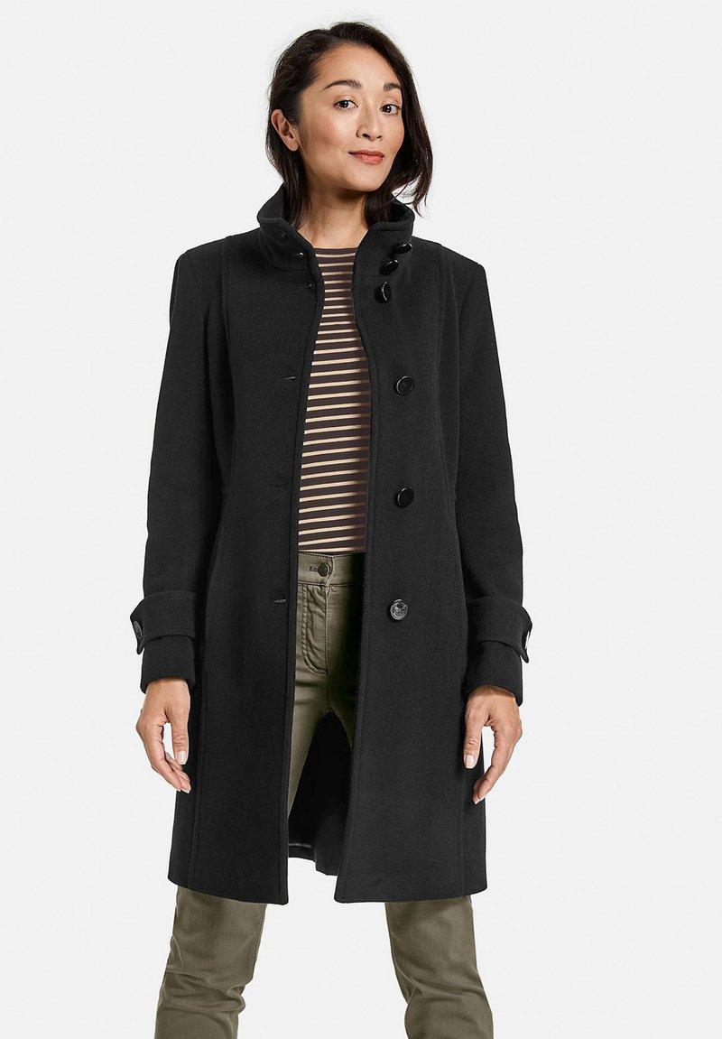Gerry Weber - Classic coat - schwarz