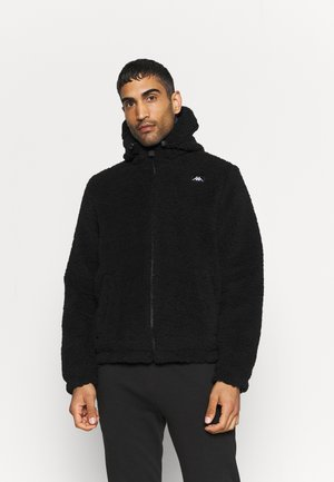 JOW - Fleece jacket - caviar