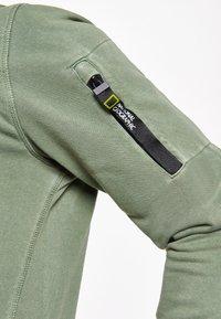 National Geographic - Sweatshirt - agave green - 3