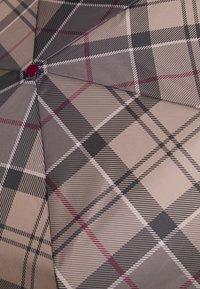Barbour - PORTREE UMBRELLA - Umbrella - dark brown - 5