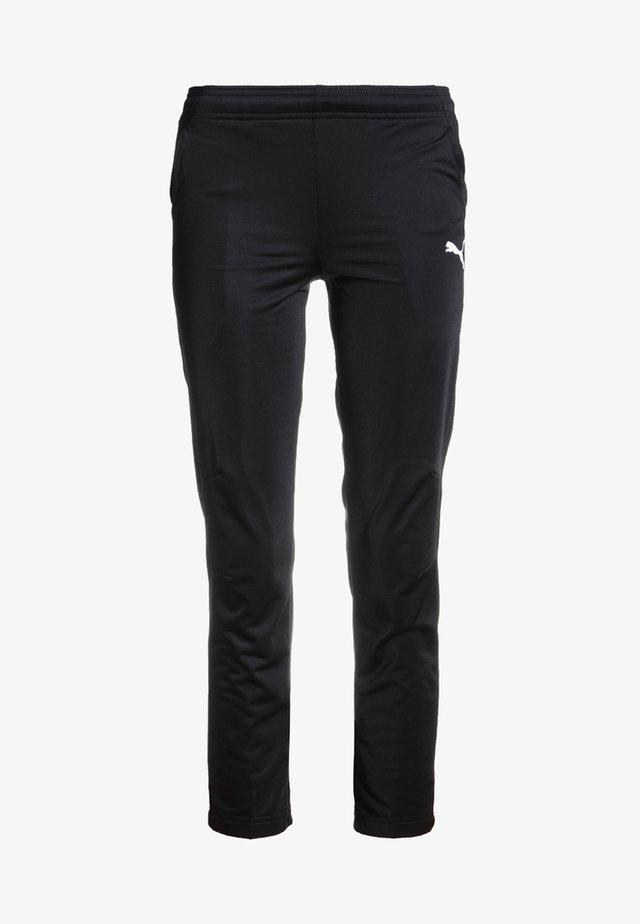 LIGA TRAINING PANTS CORE  - Teplákové kalhoty - black/white