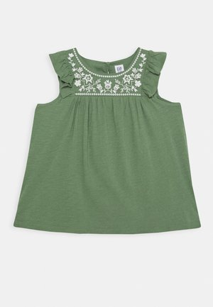 GIRL - Print T-shirt - twig