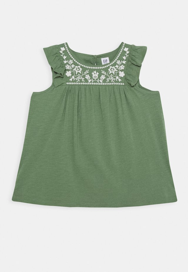 GIRL - T-Shirt print - twig