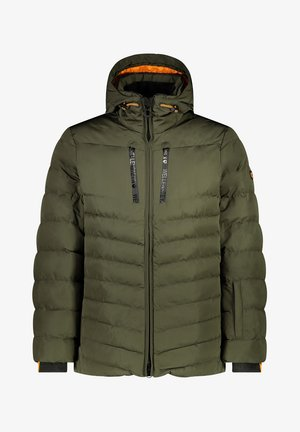 CARMENERE - Winter jacket - olive