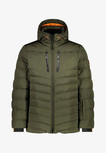 CARMENERE - Winter jacket - olive