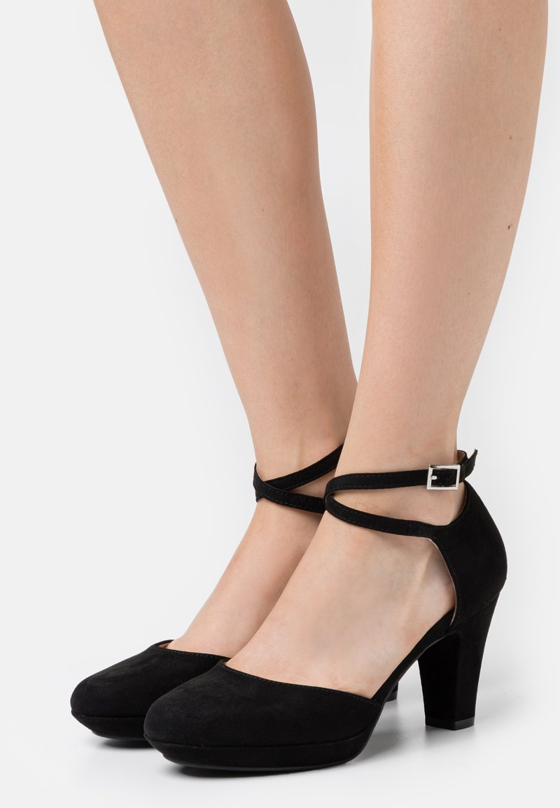 Anna Field - Zapatos de plataforma - black