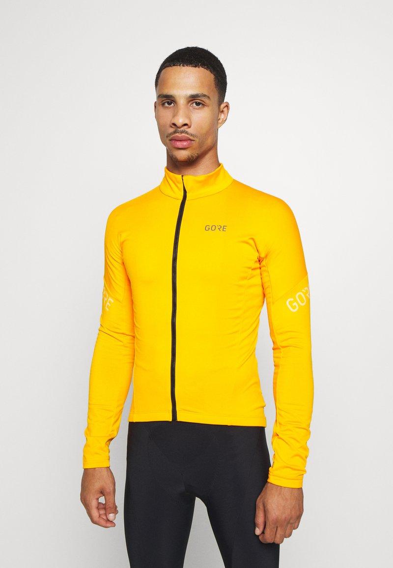Gore Wear - C3 THERMO  - Fleece jacket - bright orange