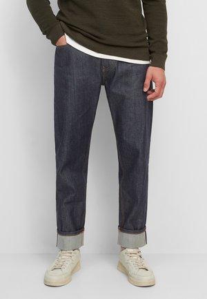 MODELL ROSVIK AUS AUTHENTISCHEM RAW SELVEDGE  - Straight leg jeans - blue