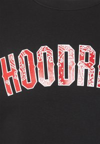 Hoodrich - PAISLEY PATTERN INFILL - Sweatshirt - black/red - 2