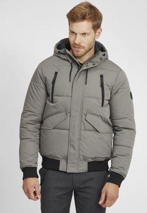 RAVERT - Winter jacket - pewter 902