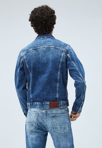 Pepe Jeans - PINNER - Denim jacket - dark blue - 2