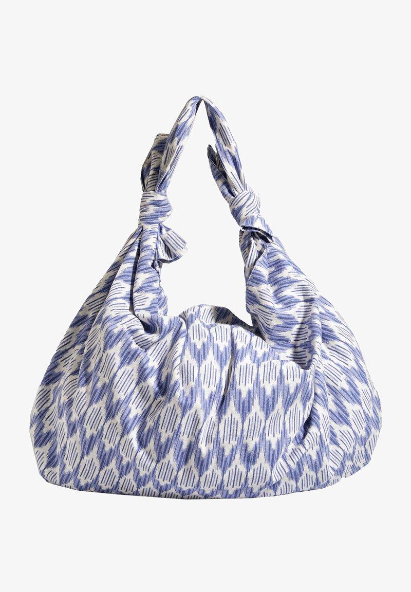 OYSHO - Handbag - blue