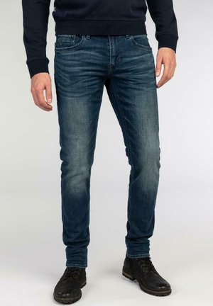 TAILWHEEL SOFT  - Slim fit jeans - blue denim
