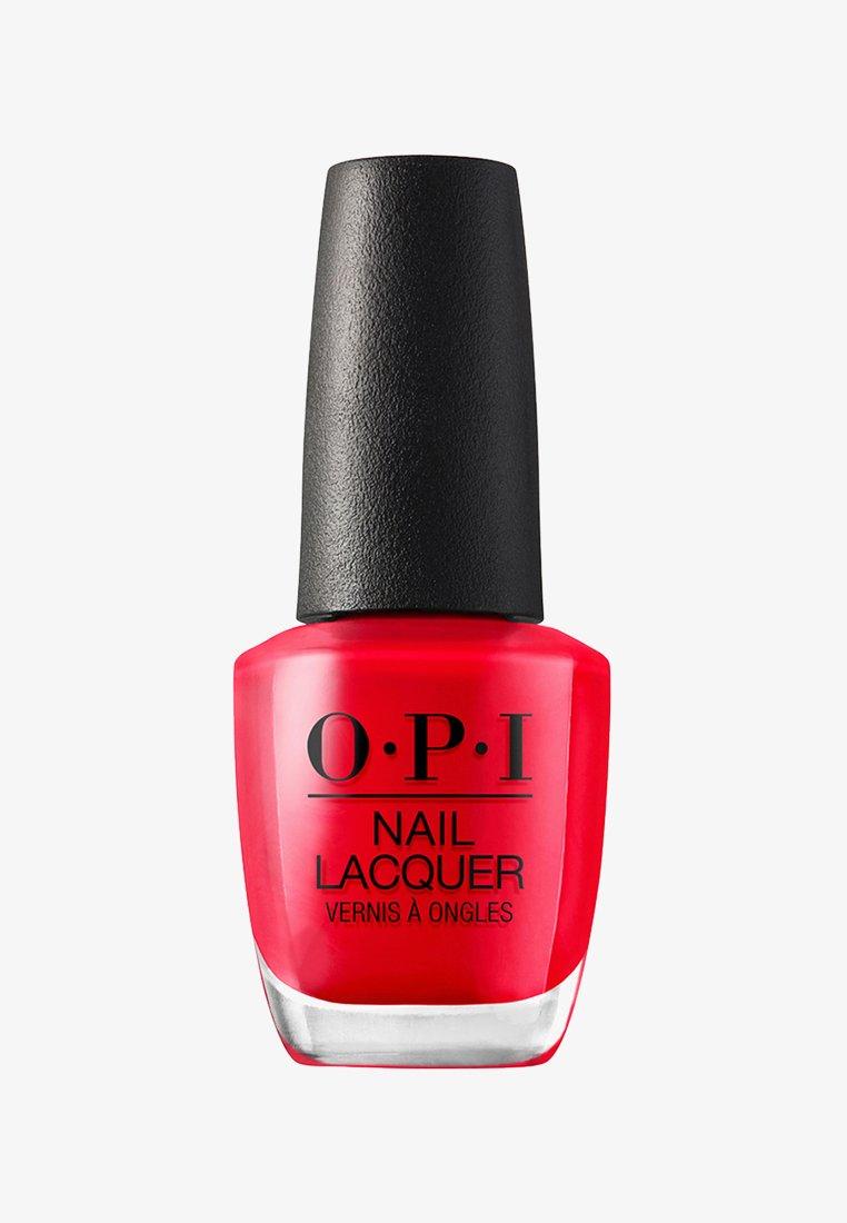 OPI - NAIL LACQUER - Nail polish - nll 64 cajun shrimp