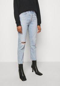 Agolde - RILEY - Straight leg jeans - shatter - 0