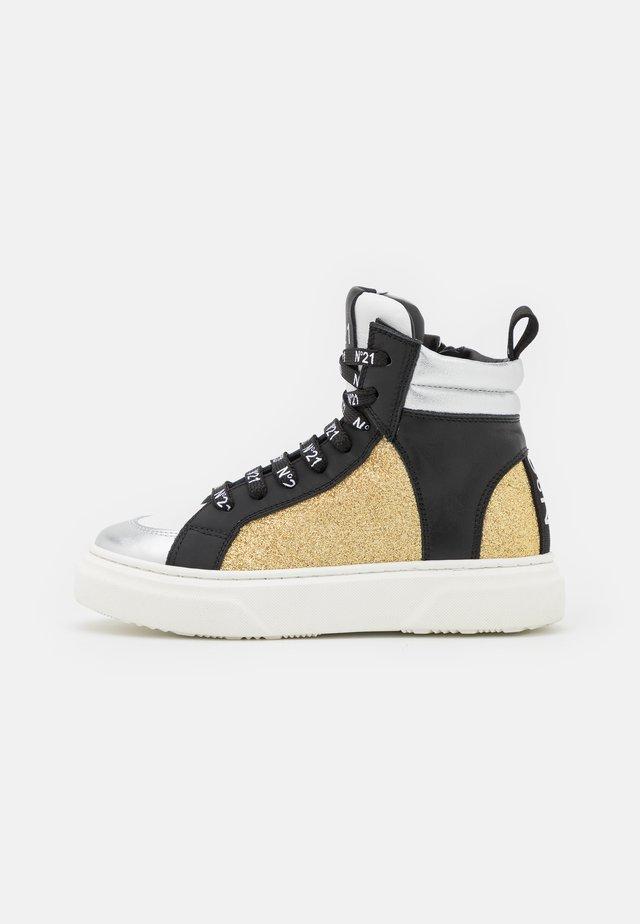 Sneakers hoog - multicolor