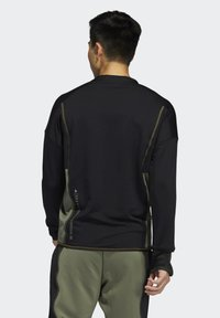adidas Performance - DESIGNED4TRAINING COLD.RDY SPORTS PULLOVER - Sweatshirt - black - 1