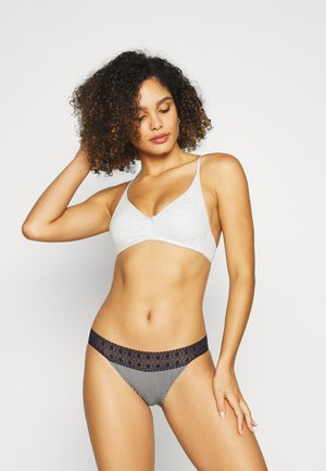 CASUAL HIPSTER MINI BRIEF 3 PACK - Braguitas - navy