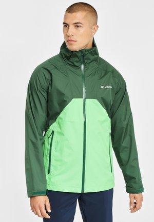 RAIN SCAPE - Regenjacke / wasserabweisende Jacke - green