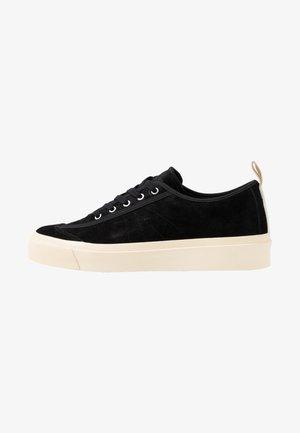 NUMBER ONE - Sneakers laag - black