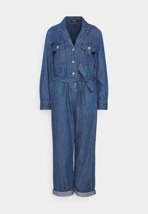 GALLOWAY - Jumpsuit - blue