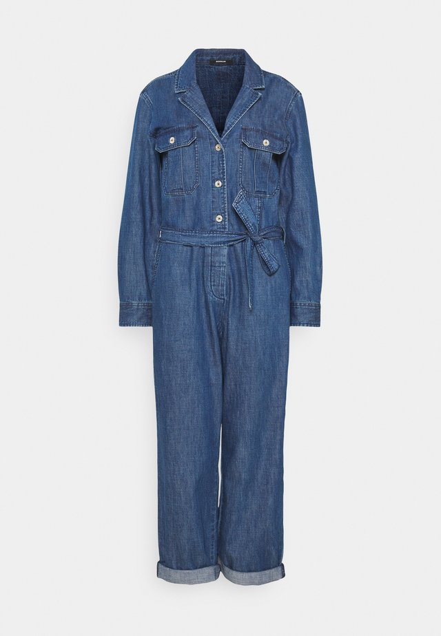 GALLOWAY - Jumpsuit - blue