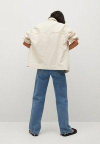 Mango - SEUL - Summer jacket - écru - 2