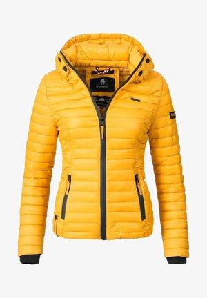 SAMTPFOTE - Winter jacket - yellow