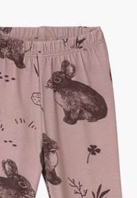 Walkiddy - CUTE RABBITS BABY - Legging - pink - 2