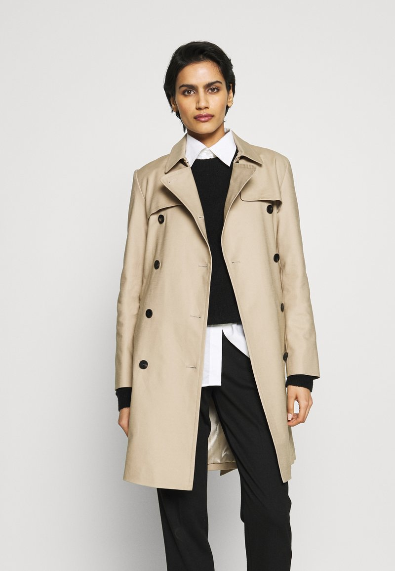 HUGO - MAKARAS - Trenchcoat - medium beige