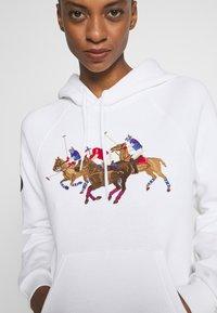 Polo Ralph Lauren - SEASONAL - Hoodie - white - 5