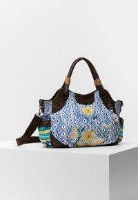 Desigual - BOLS FREYJA NOIVA - Handbag - blue - 4