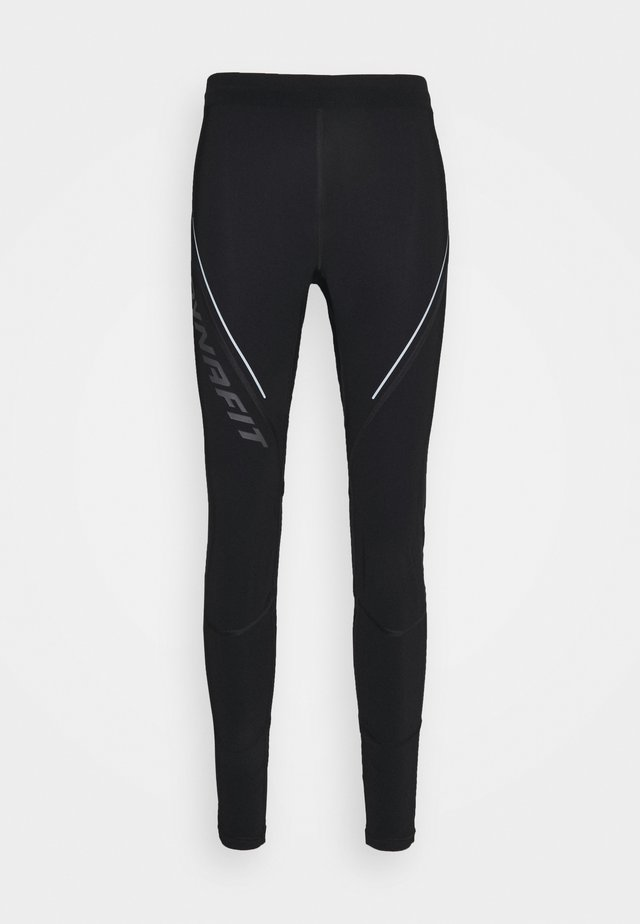 ULTRA LON - Pantalones - black out