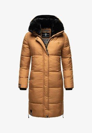 STRELIZIAA - Winter coat - camel
