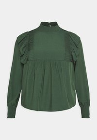 VMIMPI TOP - Blouse - pine grove