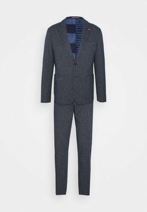 JERSEY HOUNDSTOOD FLEX SUIT - Oblek - blue