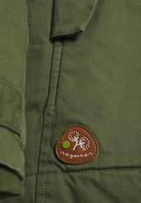 Ragwear - RAQUELA ORGANIC - Parka - olive - 2