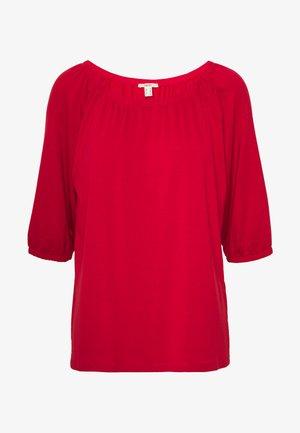 BANDANASCAF - T-shirts - dark red