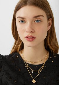 Stradivarius - 5ER-SET - Necklace - gold - 1