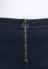 Missguided Plus - RING ZIP OUTLAW - Jegging - deep blue - 4