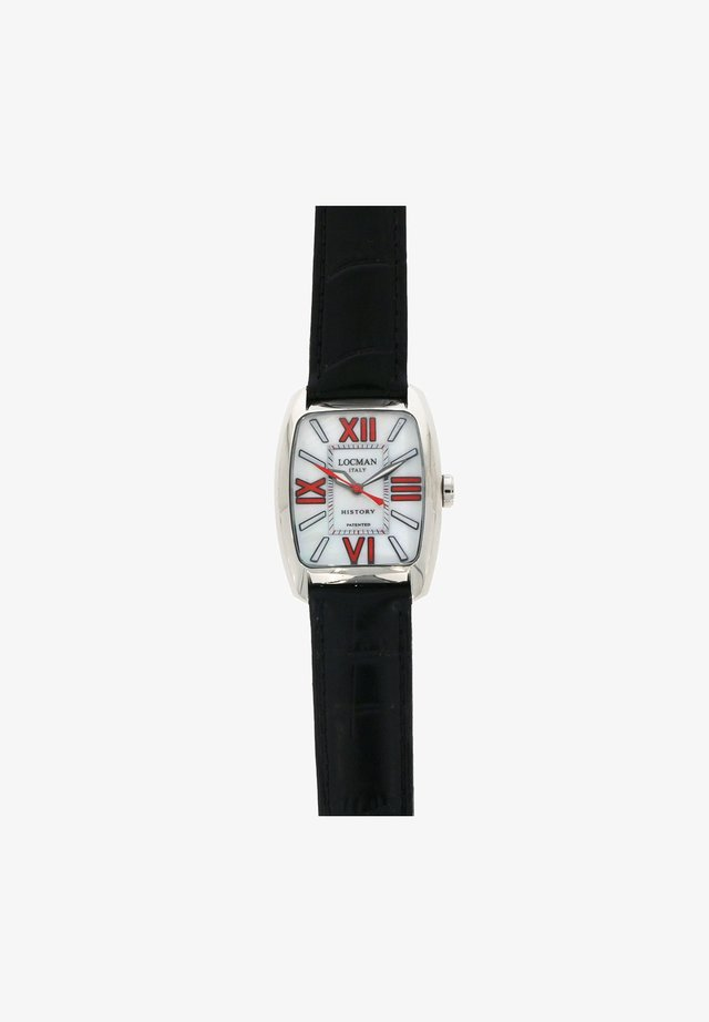 ITALY HISTORY - Horloge - schwarz