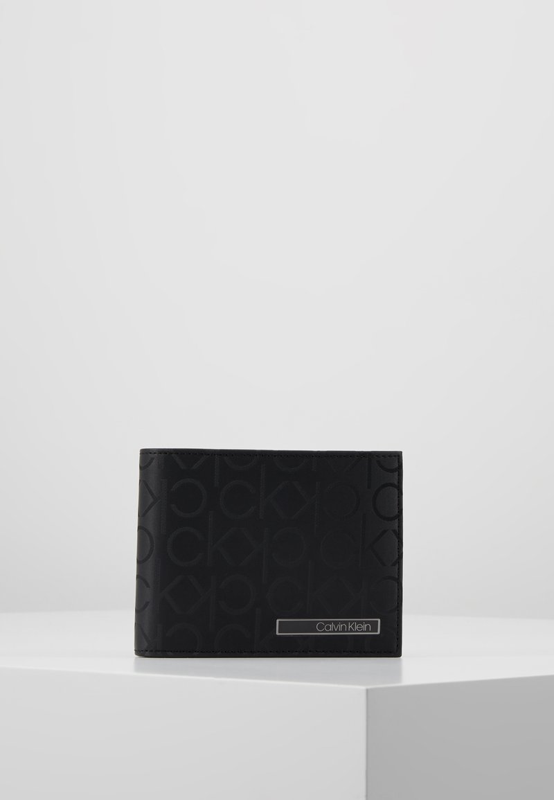 Calvin Klein - INDUSTRIAL MONO COIN - Wallet - black