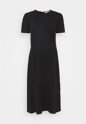 SYRAS - Korte jurk - black